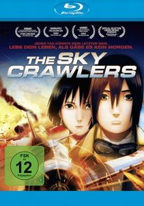 The Sky Crawlers BD