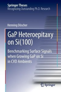 GaP Heteroepitaxy on Si(100)