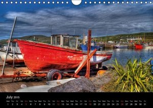Beautiful Iveragh (Wall Calendar 2015 DIN A4 Landscape)