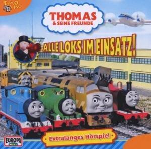 Thomas und seine Freunde. Alle Loks im Einsatz! CD