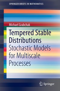 Tempered Stable Distributions