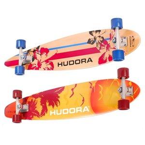 Hudora 12802 - Longboard, ABEC 7, 107cm, 1 Stk