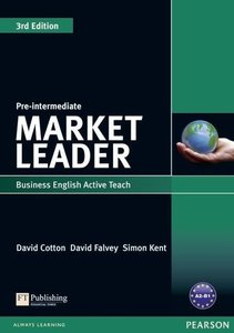 Market Leader. Pre-Intermediate Active Teach. CD-ROM