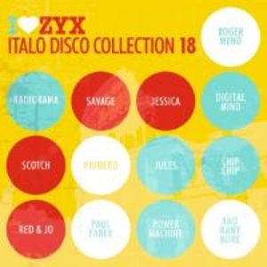 ZYX Italo Disco Collection 18