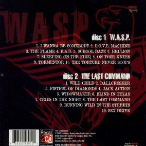 WASP/LAST COMMAND