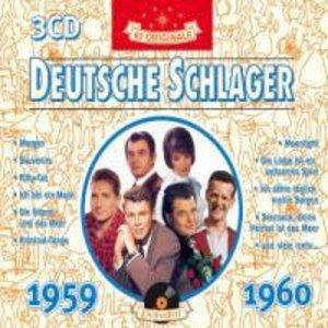 Deutsche Schlager 1959-1960