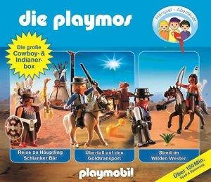 (Box)Cowboy Und Indianer