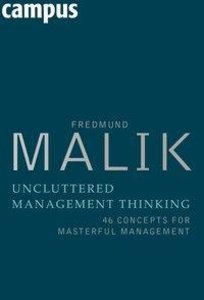 Uncluttered Management Thinking