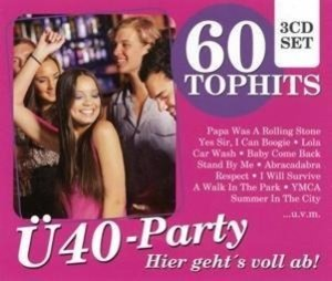 60 Top-Hits Ü40 Party