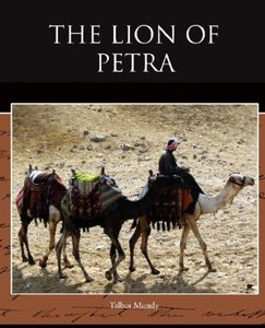 The Lion of Petra