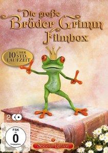 Die Grosse Brüder Grimm Filmbox (2DVD-Edition)