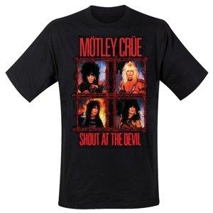 Mötley Crüe T-Shirt Shout Wire (Size M)