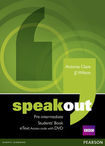 Speakout Pre-Intermediate Students\' Book eText Access Card with