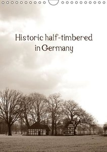 Riedel, T: Historic Half-Timbered in Germany - UK Version
