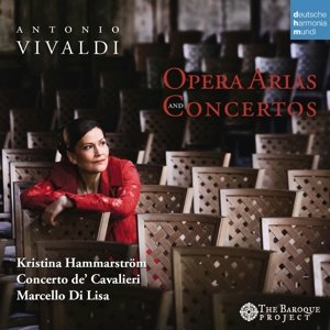 Opera Arias and Concertos-The Baroque Project III