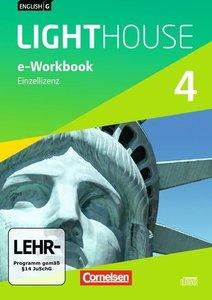 English G LIGHTHOUSE 04: 8. Schuljahr. e-Workbook auf CD-ROM