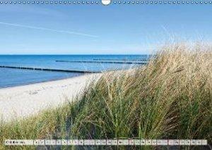 Sun, Beach & Ocean / UK - Version (Wall Calendar 2015 DIN A3 Lan
