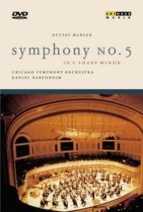 Gustav Mahler - Symphonie Nr. 5 in Sharp C-Minor