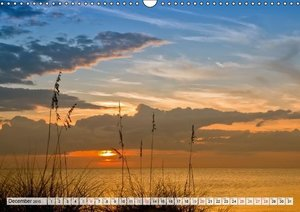 Sun, Beach & Ocean / UK - Version (Wall Calendar 2015 DIN A3 Lan