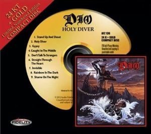 Holy Diver-24k Gold-CD