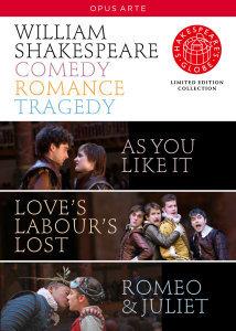 Comedy/Romance/Tragedy