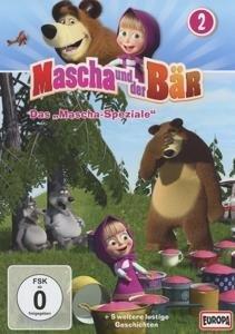 """Mascha und der Bär 02. Das """"Mascha-Speziale"""""""