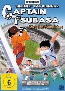 Captain Tsubasa - Gesamtbox