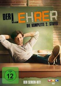 Der Lehrer - Die komplette 2. Staffel (RTL)