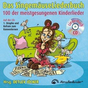 Das Singemäuse Liederbuch + CD