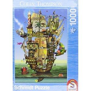 Colin Thompson, Arche Noah, 1.000 Teile