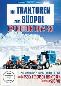 Mit TRAKTOREN zum SÜDPOL - Expedition 1954-1958