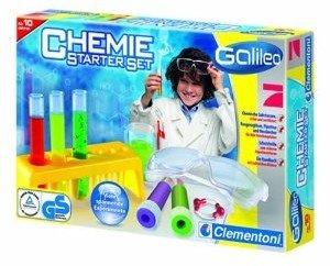 Clementoni 69175.3 - Galileo: Chemie Starter Set