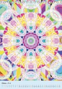 Mandala Energien (Tischkalender 2016 DIN A5 hoch)