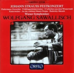 Johann Strauss Festkonzert/Fledermaus-Ouvertüre/+