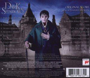Dark Shadows/Score Soundtrack