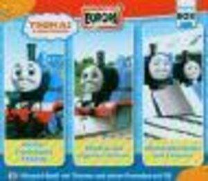 Thomas und seine Freunde. Box 01. Start-Box. Folgen 1-3. 3 CDs