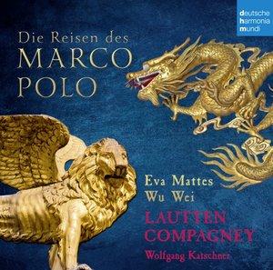 Die Reisen des Marco Polo (CD+Hörbuch)