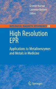 High Resolution EPR