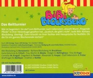 Bibi Blocksberg 47. Das Reitturnier