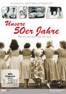 Unsere 50erJahre-Wie Wir Wurden,Was Wir Sind(Softb