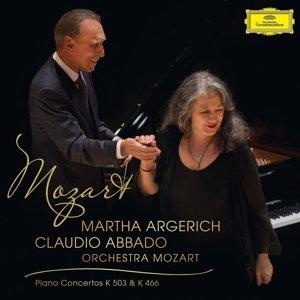 Mozart: Klavierkonzerte 20 & 25