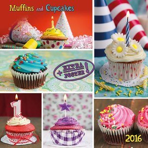 Muffins and Cupcakes 2016 Artwork