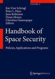 Handbook of Space Security