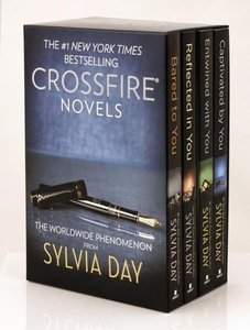 Sylvia Day Crossfire Series 4-Volume Boxed Set: Bared to You/Ref