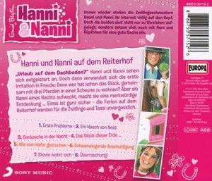 Hanni und Nanni 46 auf dem Reiterhof