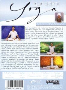 Kundalini Yoga Teil 1 - Entspannung