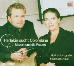 Harlekin Sucht Colombine