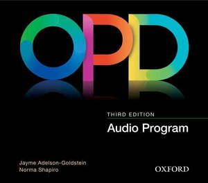 Oxford Picture Dictionary. Class Audio CD (X4)