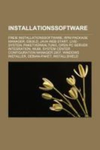 Installationssoftware