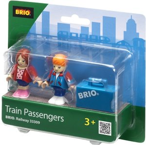Brio 33309 - Figuren-Set, 3-teilig